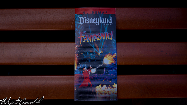 Disneyland Resort, Disneyland, 2015, Guide, Map