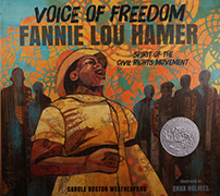 Book Cover: Voice of Freedom: Fannie Lou Hamer