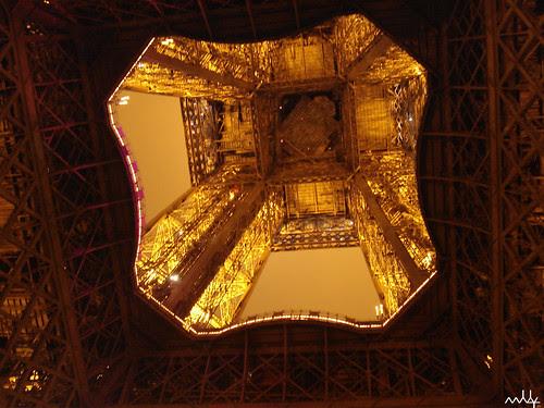The Eiffel Tower Bottom
