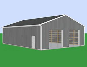 Pole Barn Kits Prices Diy Pole Barns