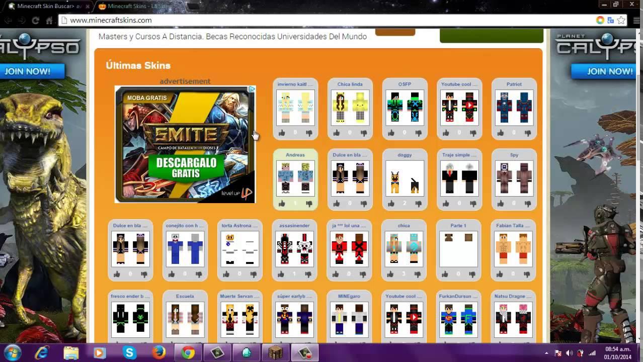 Descargar Minecraft Gratis No Premium Dwiyokos - Skins para minecraft descargar gratis