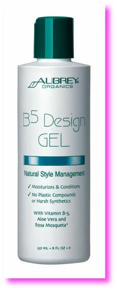 Aubrey Organics B5 Design Gel Natürliches Haargel Mybeautyblog