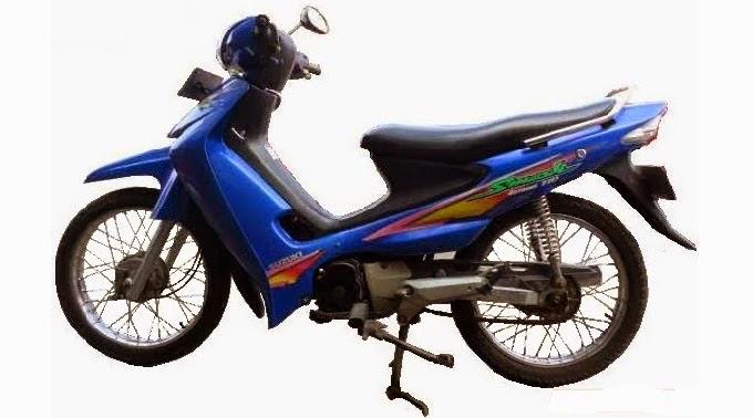 Harga Motor Smash Terbaru Update Motor Suzuki Smash Merupakan Motor