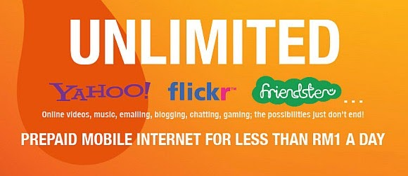 Unlimited Prepaid Mobile Internet Just Less Than Rm1 A Day U Mobile I Talk Wat I Want To Talk