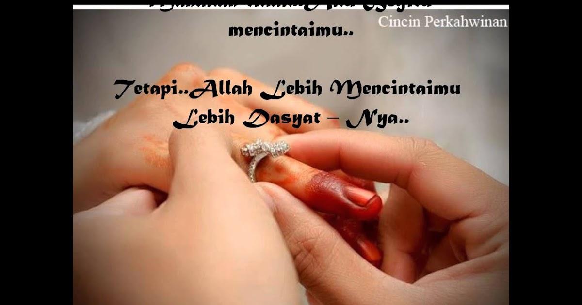 32 Kata Cinta Islami Untuk Calon Istri