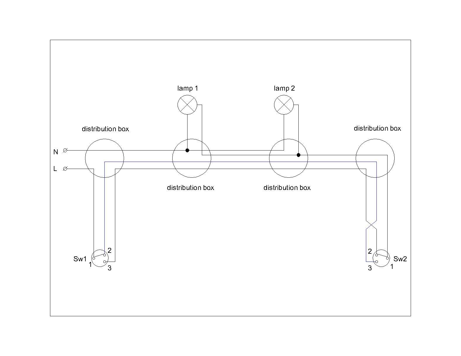 19 Best Intermediate Switch Wiring Diagram