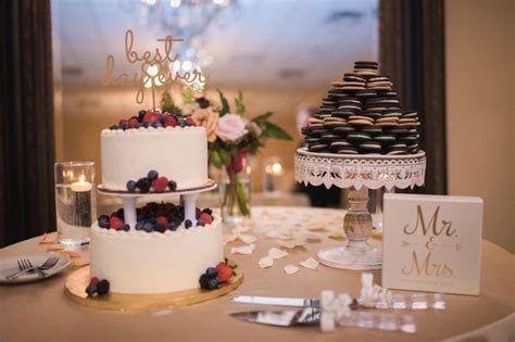 Whole Foods Berry Chantilly Wedding cake, Oreo grooms cake