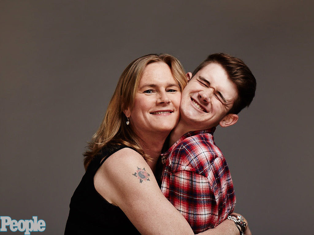 Becoming Us: How a Teen Boy Dealt with His Father's Transition to Female