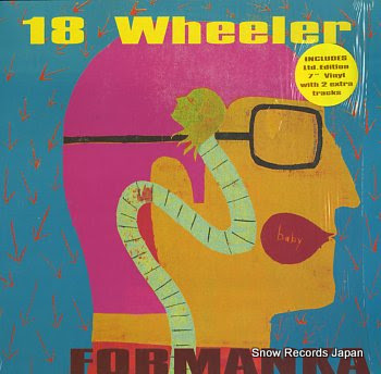 18 WHEELER formanka