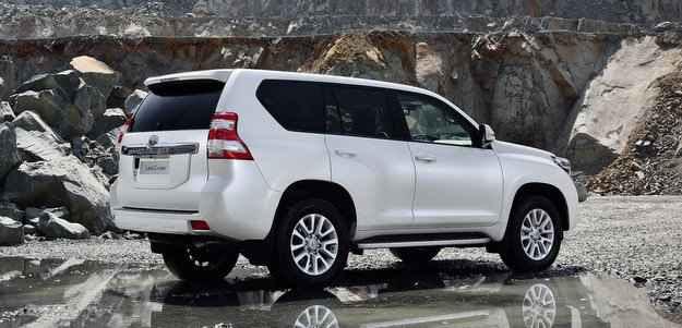 As opções de motorização são 4.0 V6 a gasolina e 3.0 turbodiesel  (Toyota/divulgação)