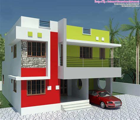 affordable basic bhk home design   sqft