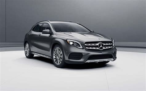 Experience the Refreshing 2018 Mercedes Benz GLA 250