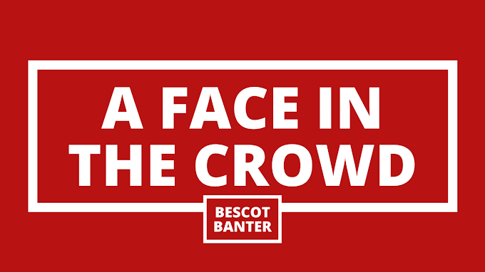 A Face in the Crowd: v Crystal Palace (H)