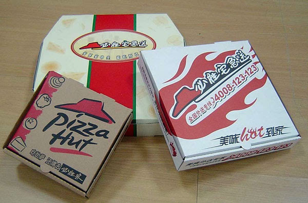 Pizza Hut Corrugated Packing Boxes design 25+ Sour & Spicy Pizza Packaging Design Ideas