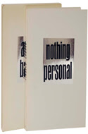 Nothing Personal by Richard Avedon