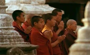 How To Become A Buddhist Monk In Nepal