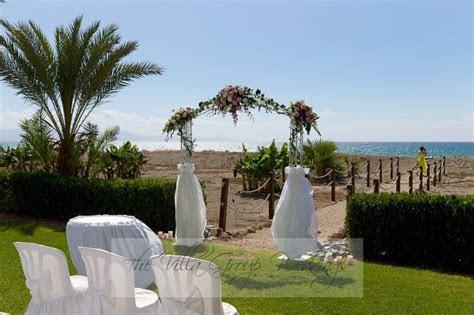 Beach Weddings Paphos   The Villa Group Weddings