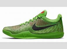 Nike Kobe Mamba Rage Grinch Where to Buy   SneakerFits.com