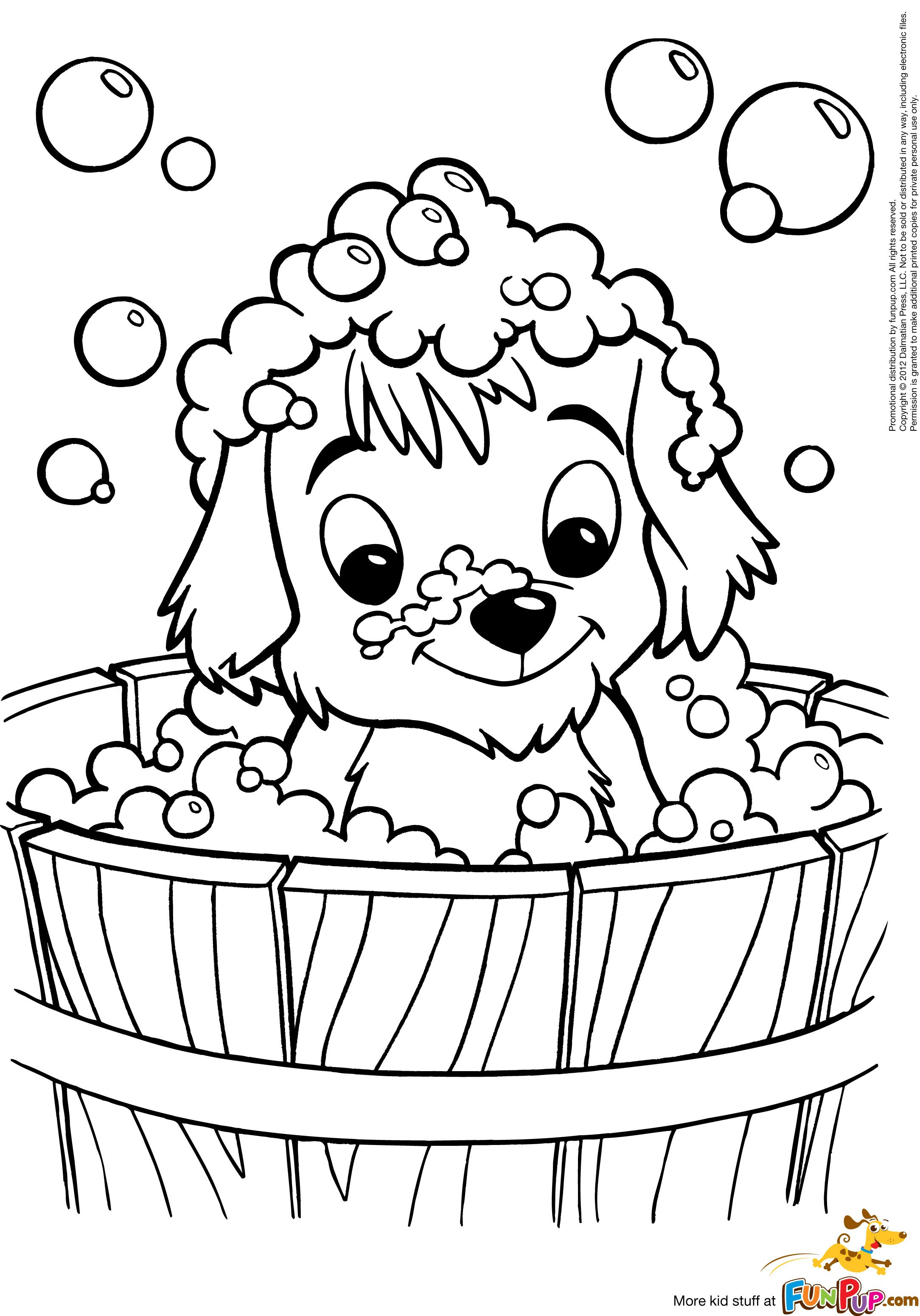 Puppy Love Coloring Pages at GetColorings.com | Free ...