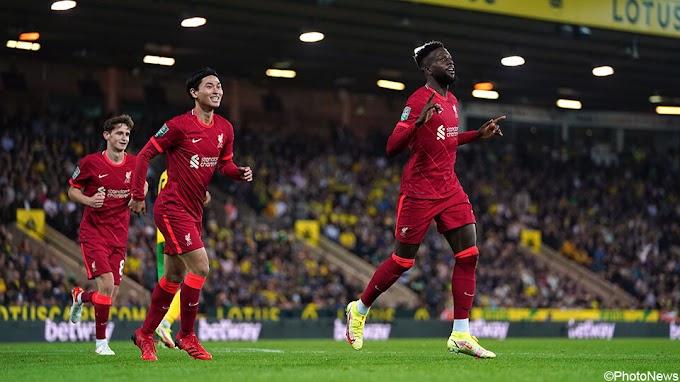 Origi zet Liverpool op weg naar de zege met assist en knap doelpunt