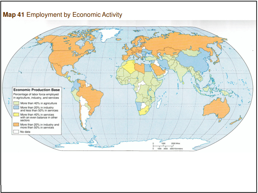 Unit 2 - Human Geography - Mr. Brown's World Geography