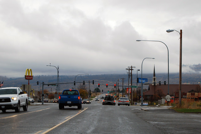 SR 215 @ US 97 & SR 20 eastward