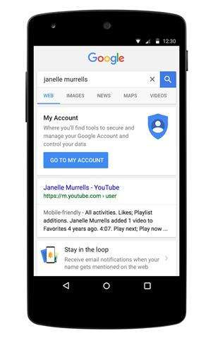 Google offers new way for users to manage ads, personal data