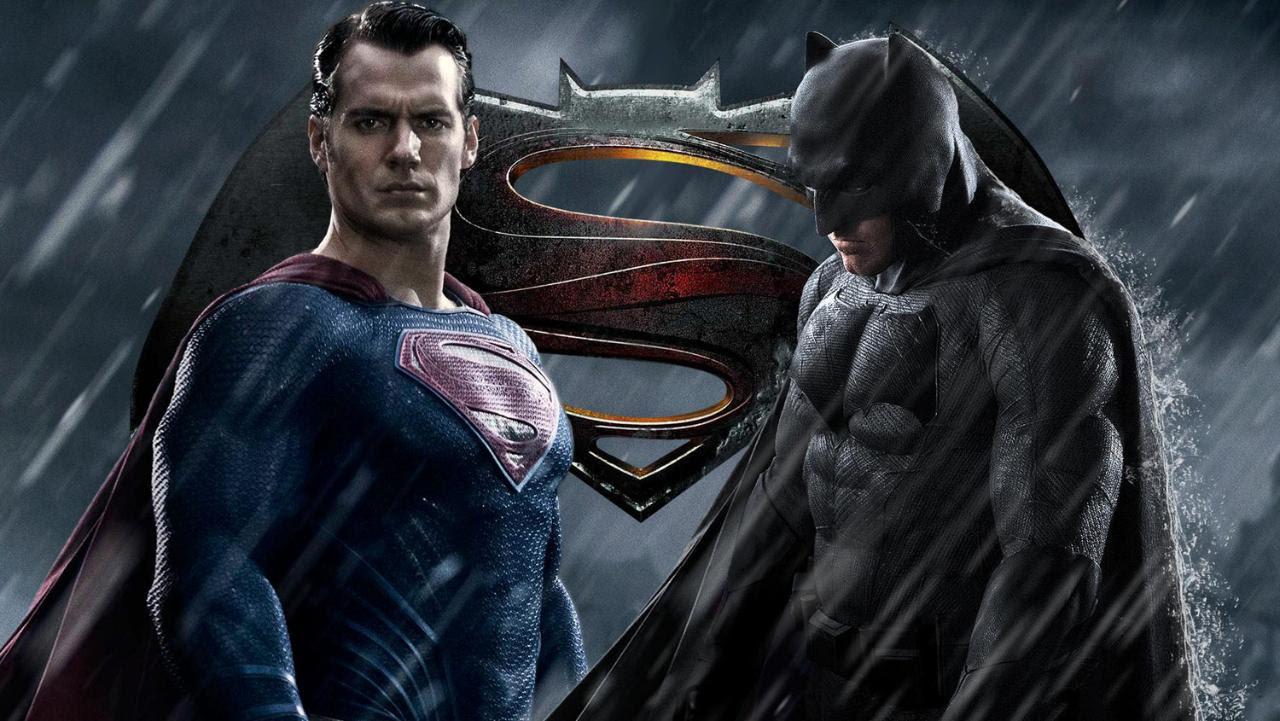 באטמן נגד סופרמן