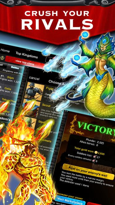Kingdoms at War: Strategy Reborn Screenshot