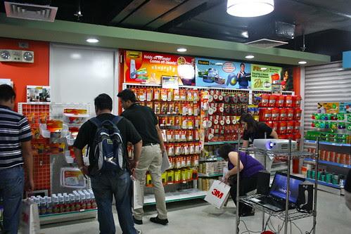 3M's Consumer & Office Methods Room