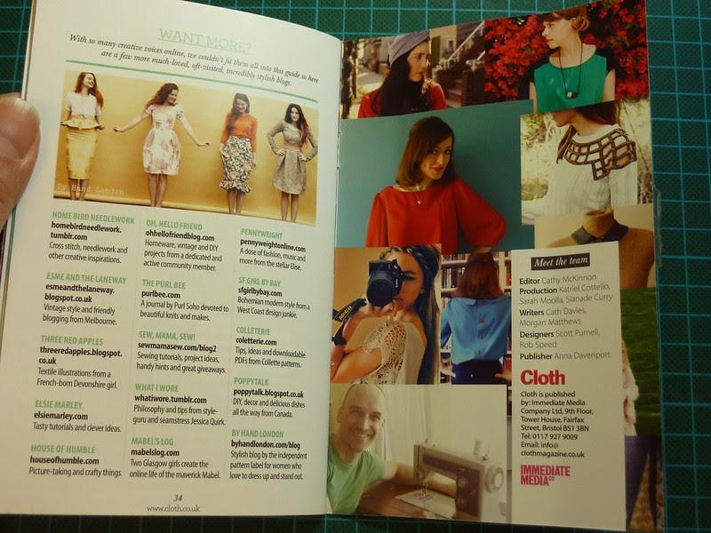 CLOTH Magazine, Issue 15 - 07