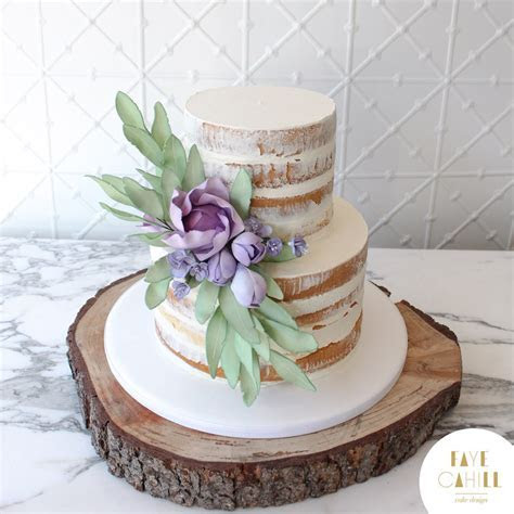 My 5 Top Tips to Perfecting the Naked Cake   Faye Cahill