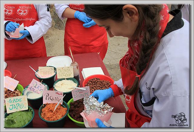 Feria de la Reineta en Cantabrana (9)