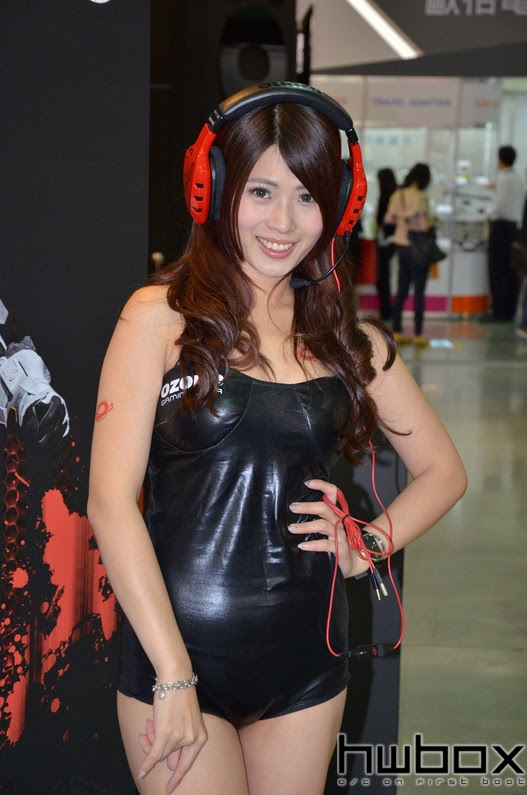 Booth Babes Computex 2014 (95)