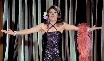 Paco España en la película 'La Carmen', de Julio Diamante (1977).