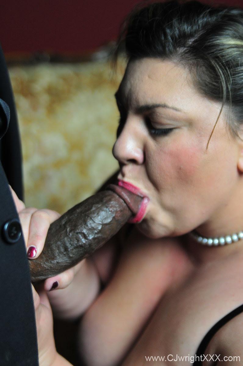 Young Girl Gives Blowjob