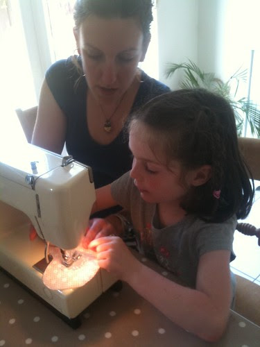 Sewing with Katie