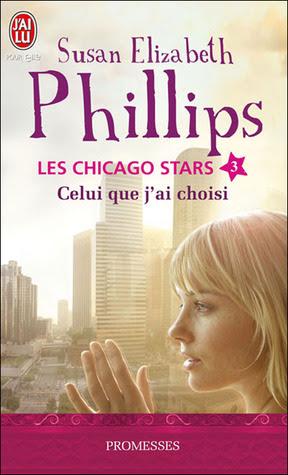 Celui que j'ai choisi (Chicago Stars, #3)