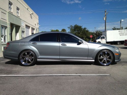 Buy used 2007 Mercedes Benz S550 AMG with P2 package, this ...