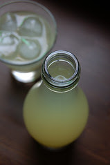 Ginger and Lemon Barley Water