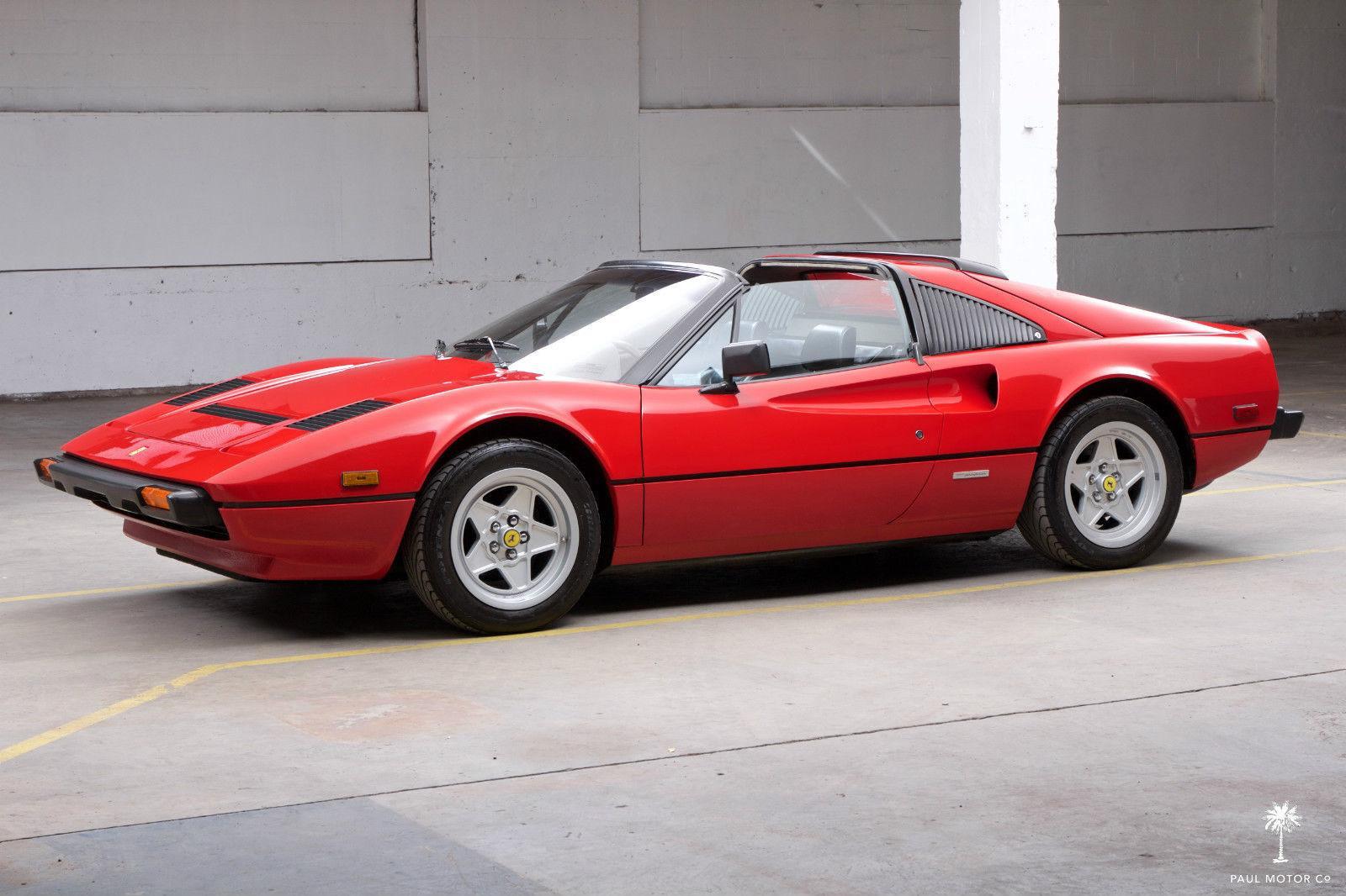 1983 Ferrari 308 GTS Quattrovalvole for sale