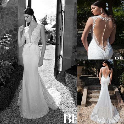 Discount 2015 New Arrival Berta Bridal Wedding Dresses