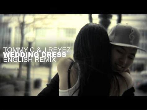 TAEYANG   WEDDING DRESS COVER ENGLISH VERSION (TOMMY C & J