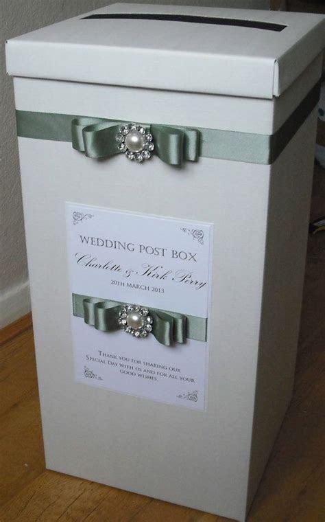 The 25  best Wedding post box ideas on Pinterest
