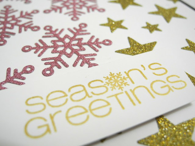 Season's Greetings (detail)