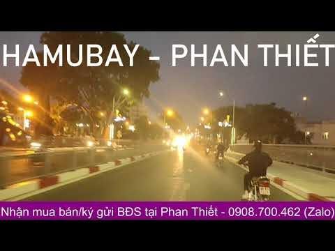 Đường từ Hamubay tới Coopmart Phan Thiết - BDS Phương Nguyễn