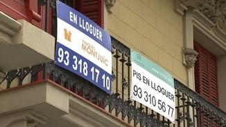 Els lloguers van passar als 3 anys de durada després de la nova regulació del 2013