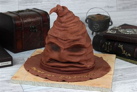 Sorting Hat Cake   Cakey Goodness
