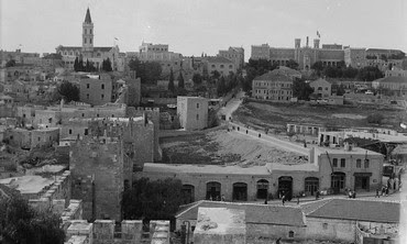 Damascus Gate and the Valero property