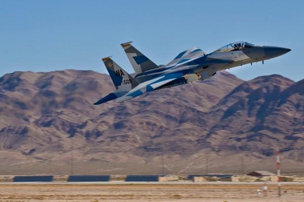 F-15 Eagle (Imagen: agresor 65a)